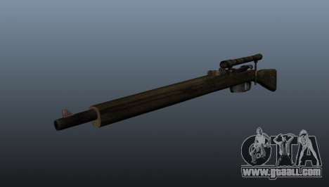 Carcano sniper rifle for GTA 4
