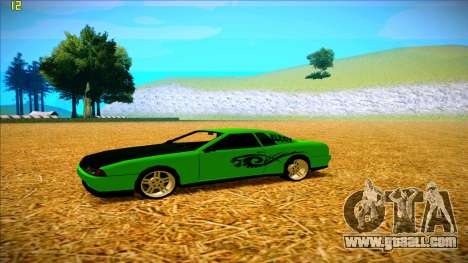 Paintjobs EQG Version for Elegy for GTA San Andreas third screenshot
