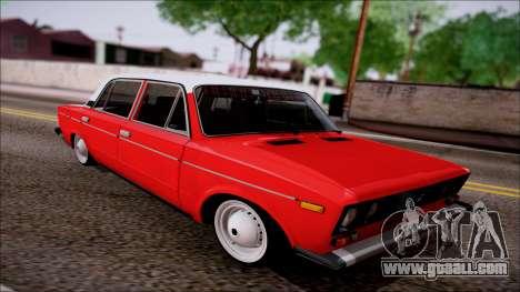 VAZ 2106 Retro for GTA San Andreas