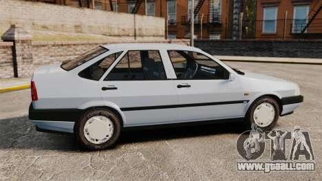 Fiat Tempra SX.A v2.0 for GTA 4 left view