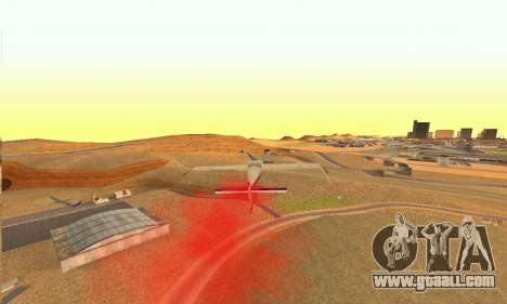 Stunt GTA V for GTA San Andreas side view