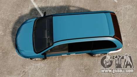 Dodge Grand Caravan 2005 for GTA 4 right view