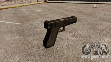Glock 18 pistol for GTA 4 second screenshot