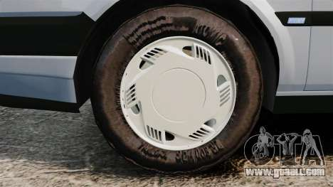 Fiat Tempra SX.A v2.0 for GTA 4 back view
