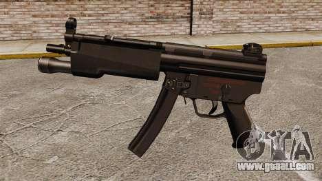 HK MP5 submachine gun for GTA 4 third screenshot