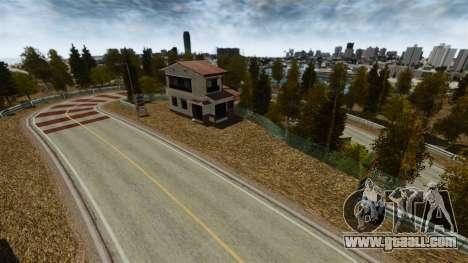 Location Of Okutama FZC for GTA 4 sixth screenshot
