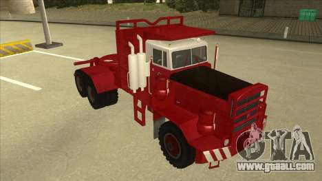 Hayes Truck H188 for GTA San Andreas left view