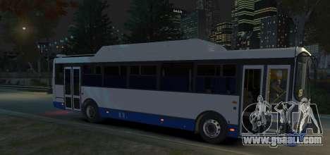 LIAZ 5256.57-01 2013 for GTA 4 left view