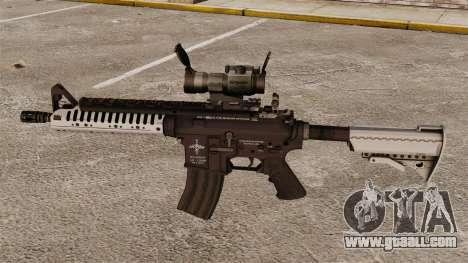 Automatic carbine M4 VLTOR v6 for GTA 4 third screenshot