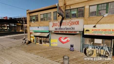 Brazilian stores for GTA 4 eighth screenshot