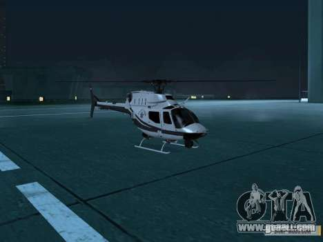 OH-58 Kiowa Police for GTA San Andreas