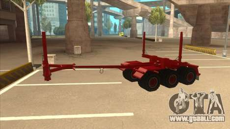 2-nd-timber carrier to Hayes H188 for GTA San Andreas