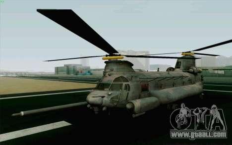 MH-47 for GTA San Andreas