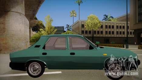 Dacia 1310 Berlina 2001 for GTA San Andreas back left view