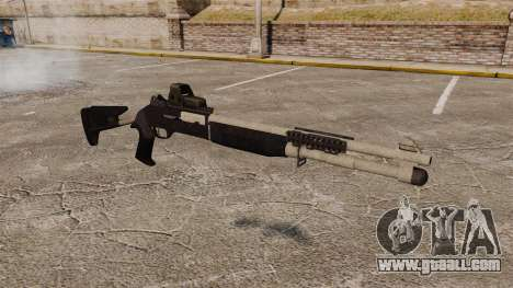 M1014 shotgun v3 for GTA 4