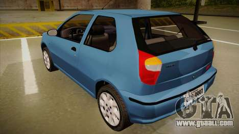 FIAT Palio EX 2003 for GTA San Andreas right view