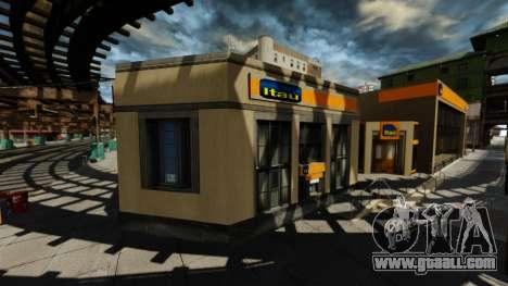 Brazilian stores for GTA 4 fifth screenshot