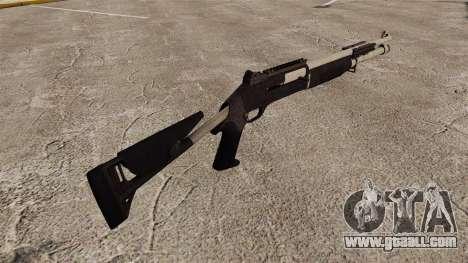 Shotgun M1014 v1 for GTA 4 second screenshot