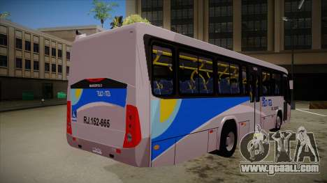 Marcopolo Senior Midi MB OF 1418 Rio Ita for GTA San Andreas right view