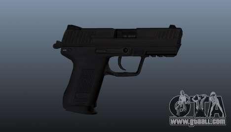 Gun HK45C v1 for GTA 4 third screenshot