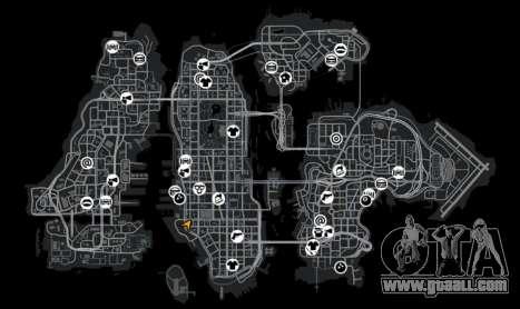 Pertamina GAS STATION for GTA 4 sixth screenshot
