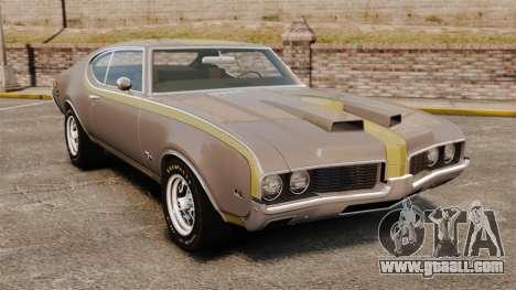 Oldsmobile Cutlass Hurst 442 1969 v1 for GTA 4