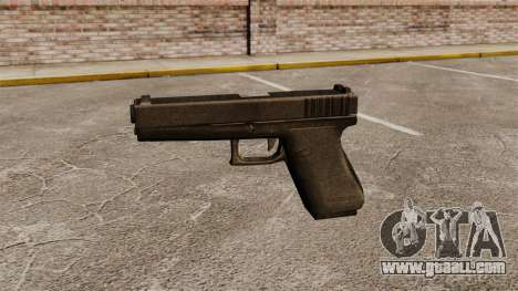Glock 18 pistol for GTA 4 third screenshot