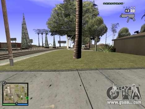 MFGTAVH V.2.0F for GTA San Andreas