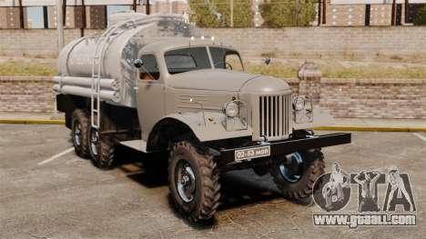 ZIL-157 Truck for GTA 4