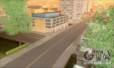 Empty streets (Screenshots) for GTA San Andreas forth screenshot