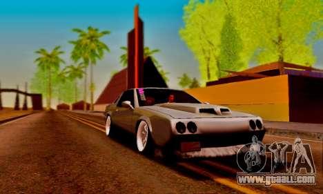 New Buffalo for GTA San Andreas