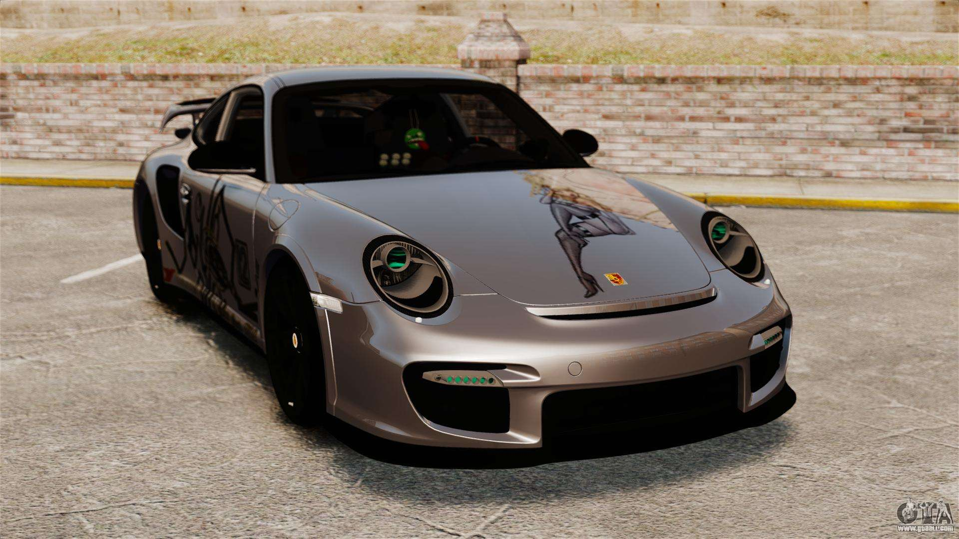porsche 911 gt2 rs 2012 turbo for gta 4. Black Bedroom Furniture Sets. Home Design Ideas