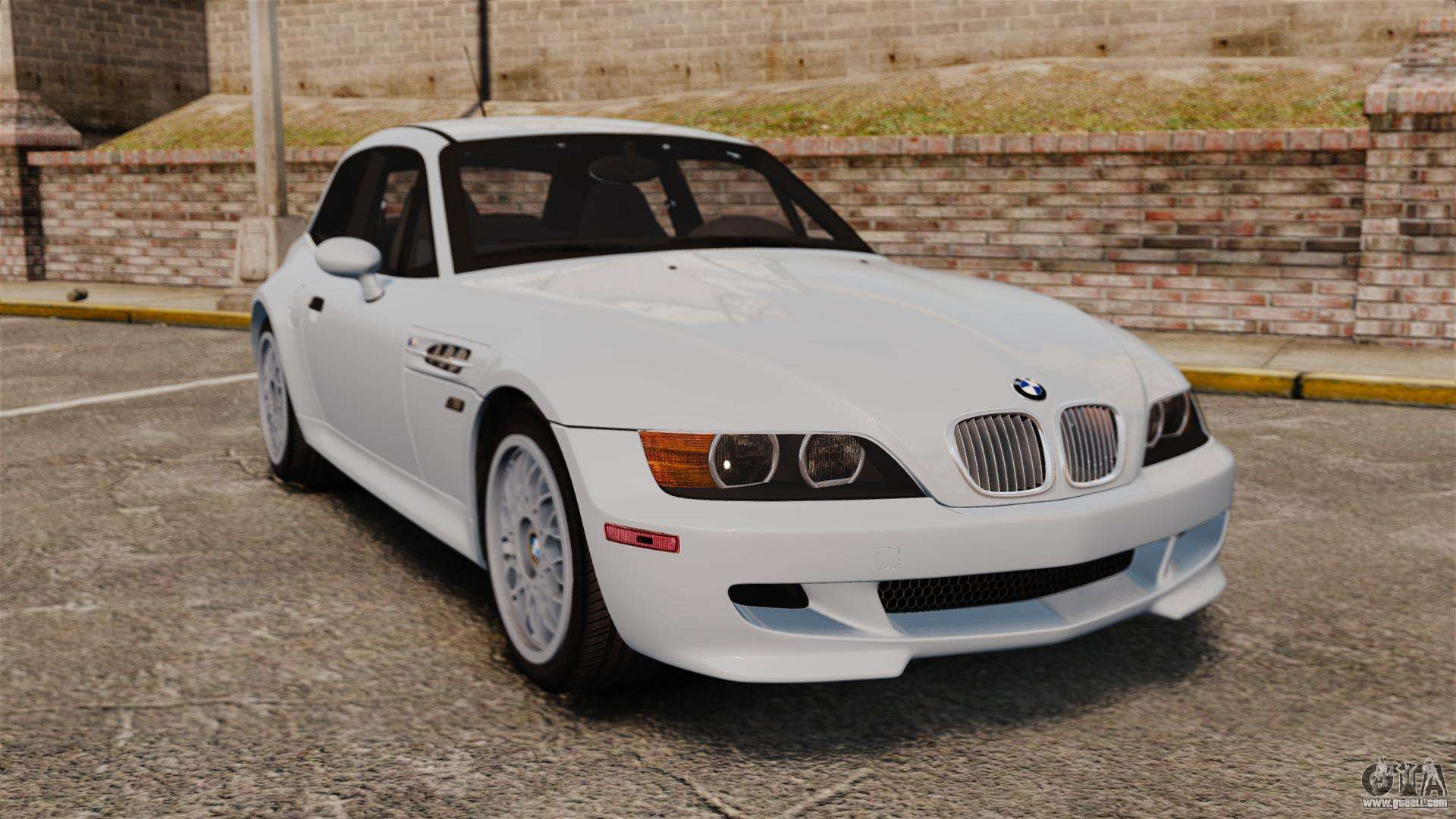 bmw z3 coupe 2002 for gta 4. Black Bedroom Furniture Sets. Home Design Ideas