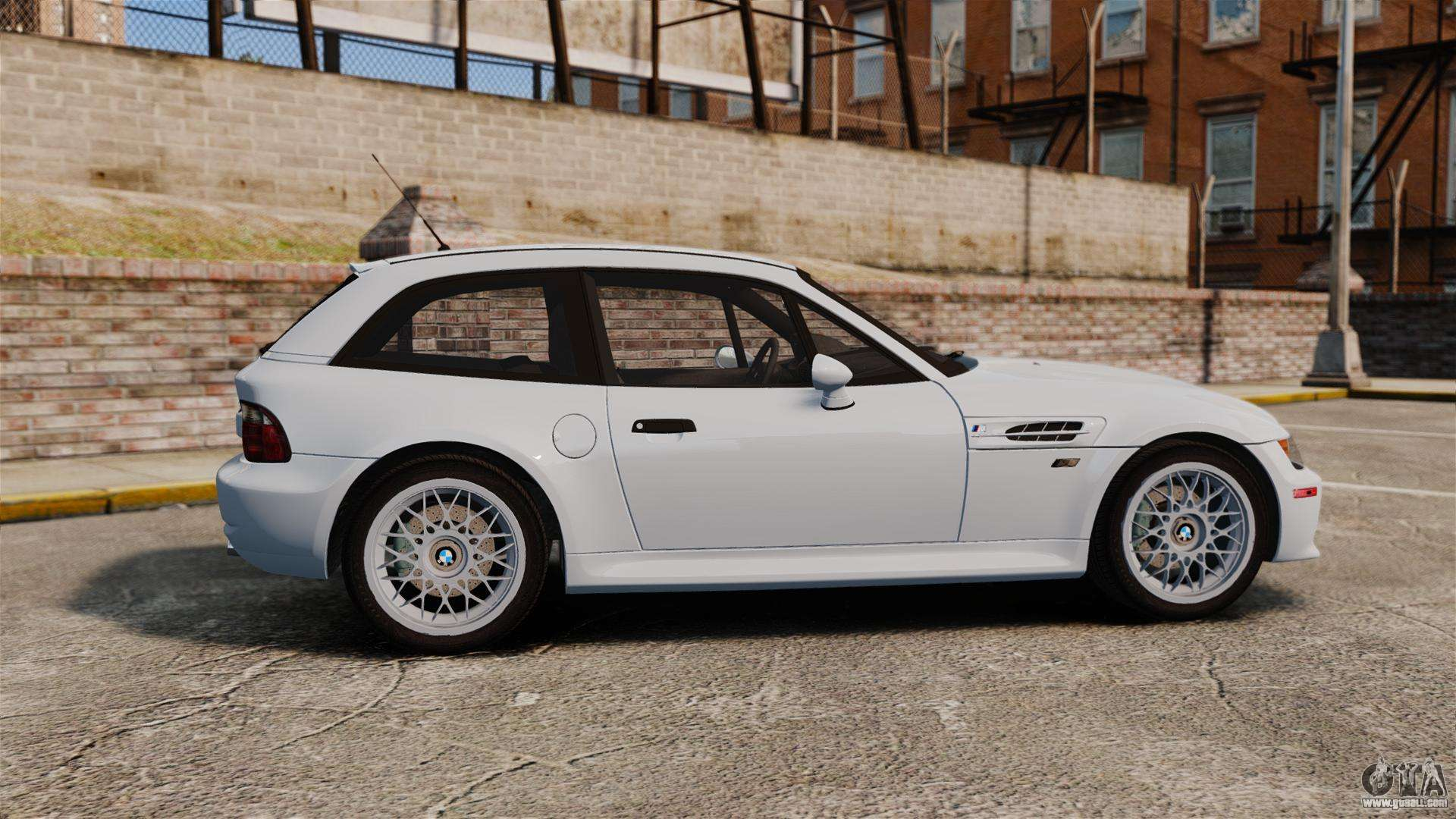 Bmw Z3 Coupe 2002 For Gta 4