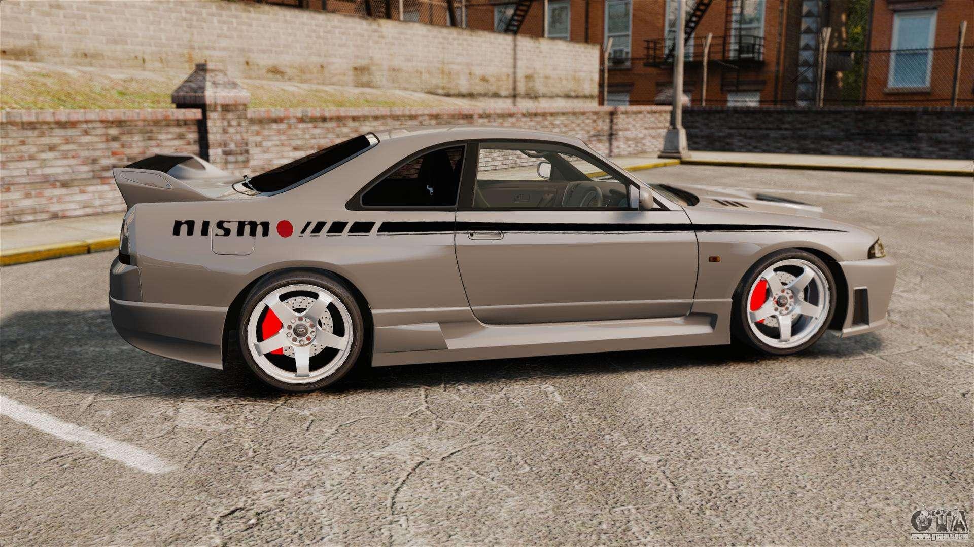 Patrol Nismo >> Nissan Skyline R33 NISMO 400R for GTA 4
