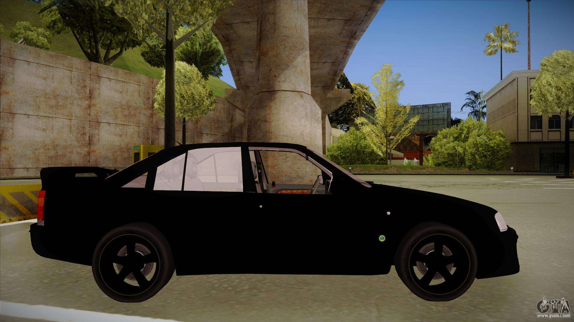 lotus carlton for gta san andreas. Black Bedroom Furniture Sets. Home Design Ideas