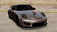 Porsche 911 GT2 RS 2012 Turbo for GTA 4