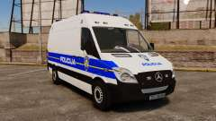 Mercedes-Benz Sprinter Croatian Police v2 [ELS]