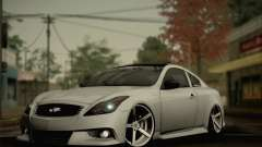 Infiniti G37 IPL for GTA San Andreas