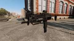 HK MP7 submachine gun v2