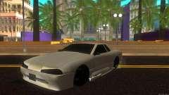 Elegy Estoq for GTA San Andreas