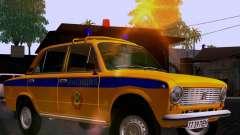 VAZ 21011 Police