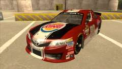 Toyota Camry NASCAR No. 83 Burger King Dr Pepper for GTA San Andreas