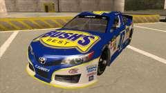 Toyota Camry NASCAR No. 47 Bushs Beans for GTA San Andreas