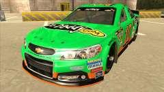 Chevrolet SS NASCAR No. 10 Go Daddy for GTA San Andreas