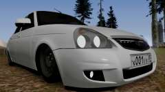 VAZ 2170 New Luxury sedan for GTA San Andreas