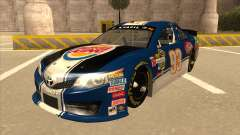 Toyota Camry NASCAR No. 93 Burger King Dr Pepper for GTA San Andreas