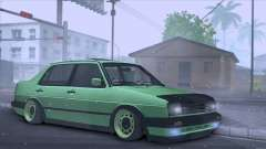 VW Jetta MK2 for GTA San Andreas