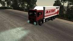 MAN TGA 26350 Magnet for GTA San Andreas