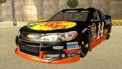 Chevrolet SS NASCAR No. 14 Mobil 1 Bass Pro Shop for GTA San Andreas